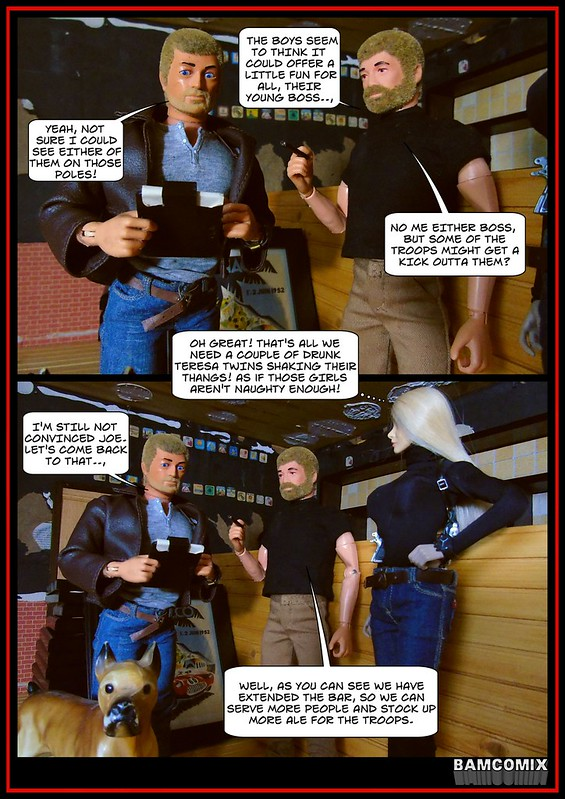 BAMComix Presents - REBUILDING THE AMMO ARMS - THE PLANNING MEETING 50252114542_184590d9a7_c