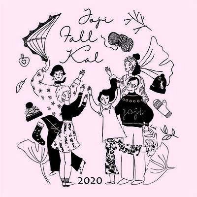 Joji Locatelli's Fall JAL 2020 kicks off September 1st but if you want to join in, you need to sign up before August 30th! I'm joining in, are you?