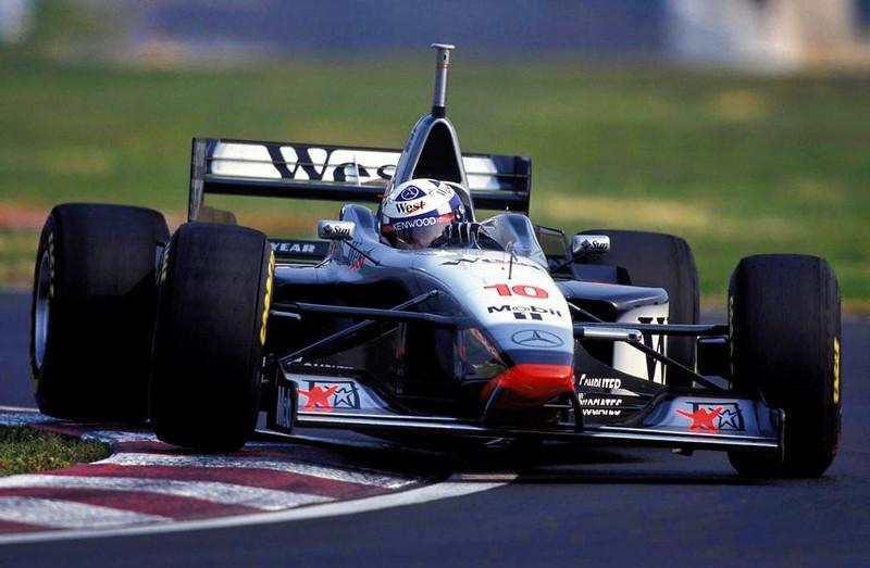 McLaren MP4_12