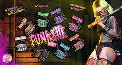 SEKA's Punkette Wrist @TheWarehouseSALE
