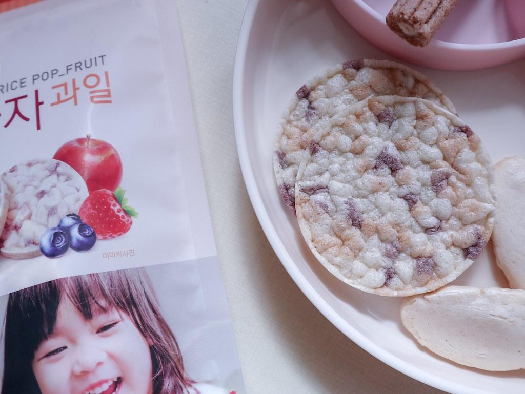 bebefood-8580 糙米餅