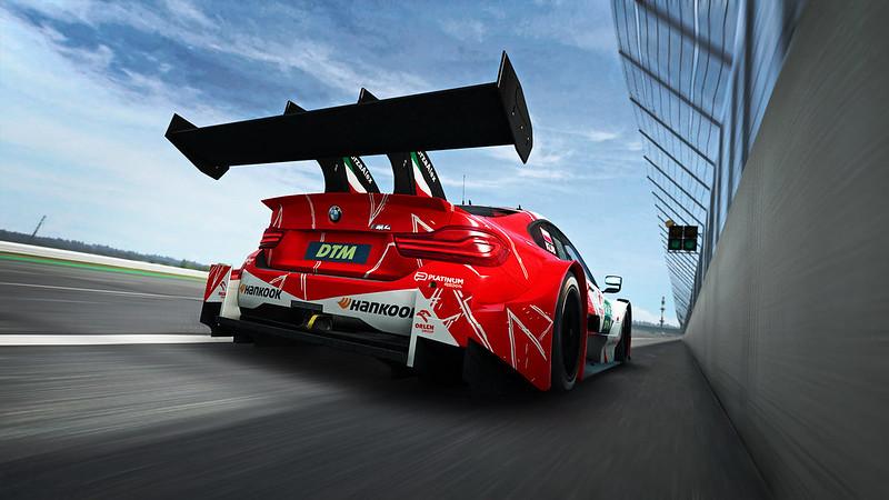 RaceRoom 2020 DTM BMW M4
