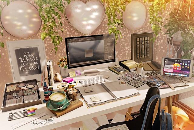 {Blog 510} Workspace