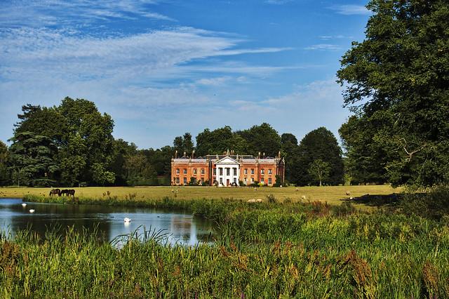 Avington Park, Hampshire