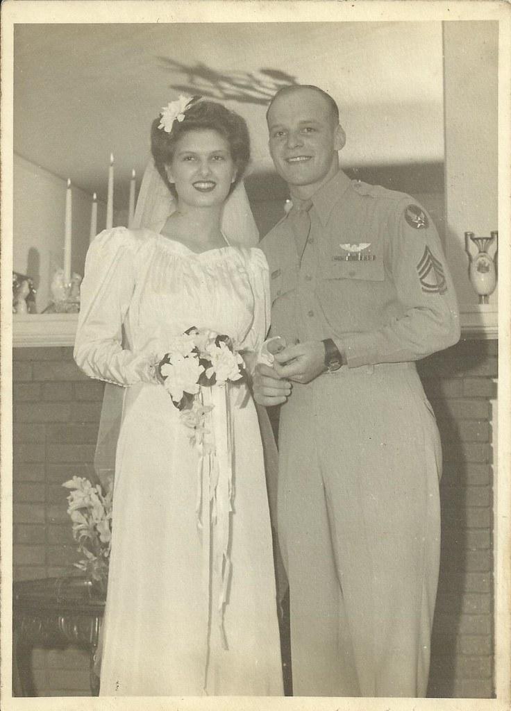 Parents' Wedding Picture