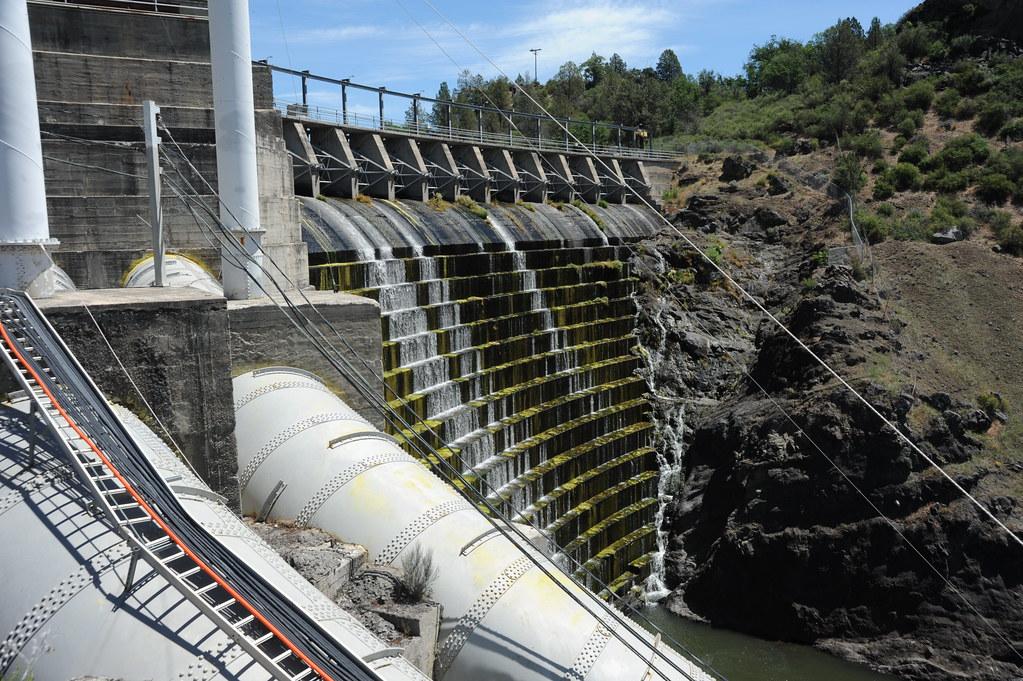 Copco 1 Dam