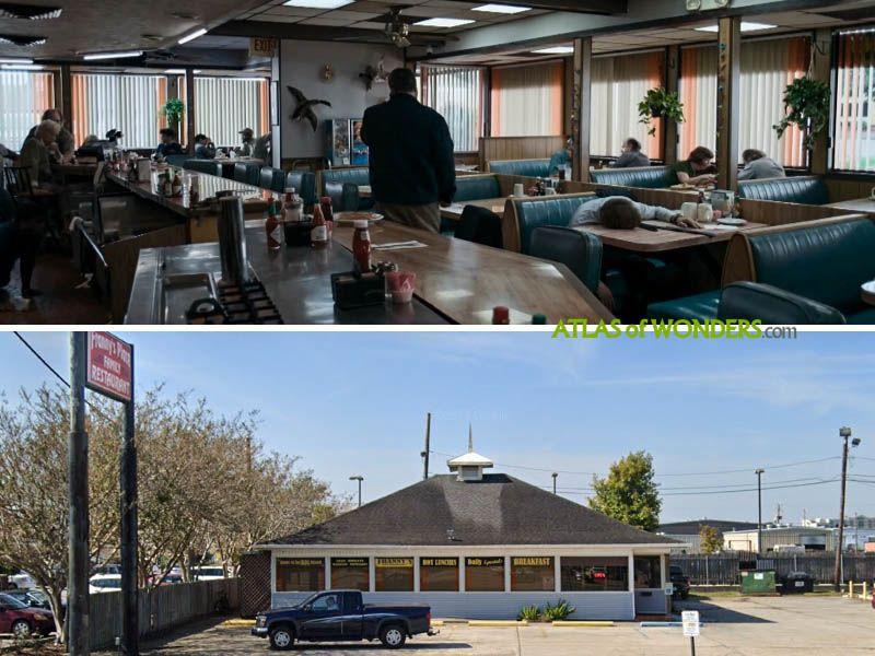 Darrow's diner