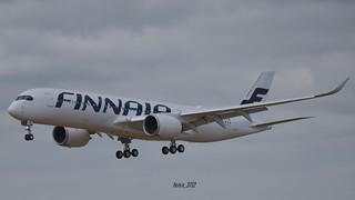 Finnair A350-900 (F-WZGV OH-LWR MSN410)
