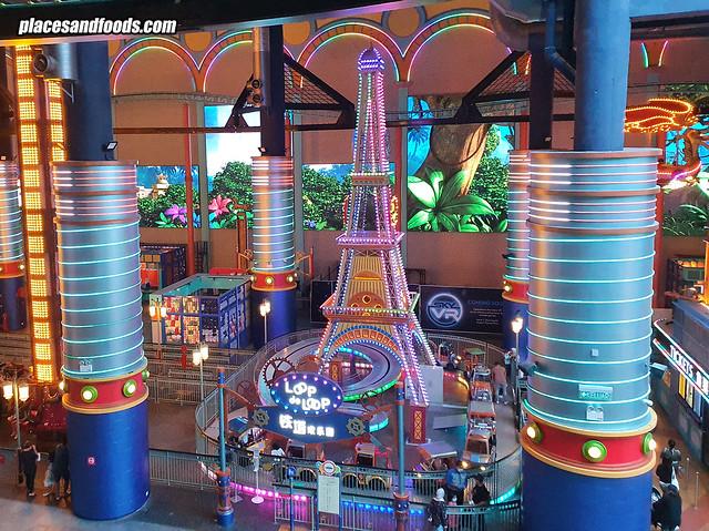 skytropolis indoor theme park genting highlands