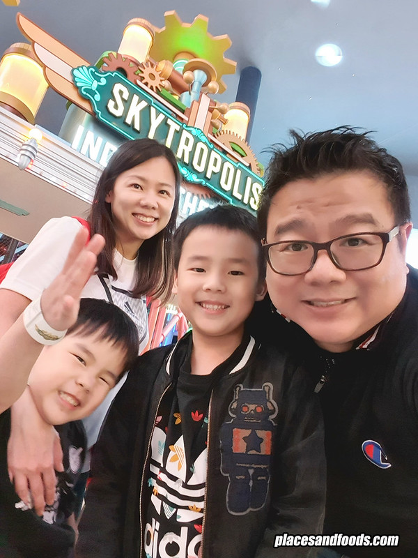 genting highlands family