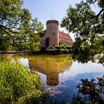 Vittskövle Castle, July 17, 2020
