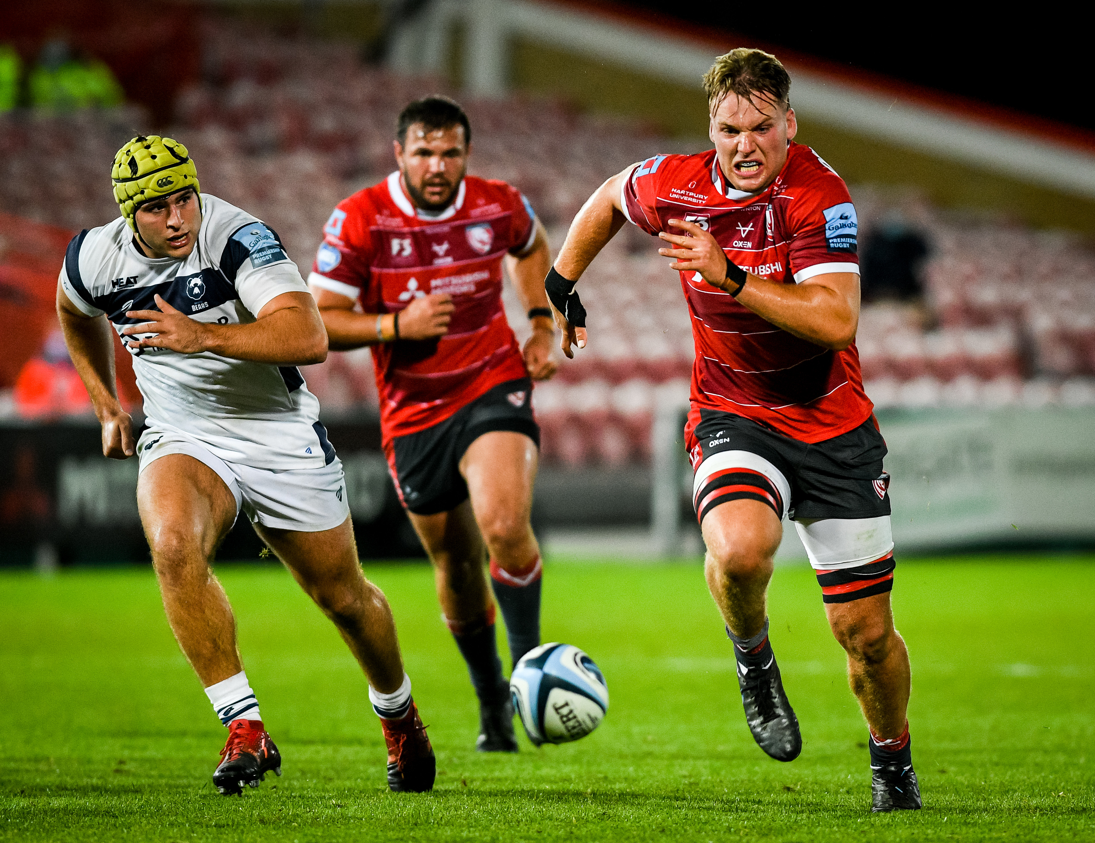 Gallagher Premiership Gloucester Rugby and Bristol Bears, Kingsholm Stadium