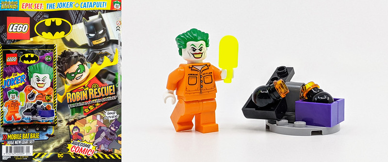 LEGO Mags Super Hero August 20