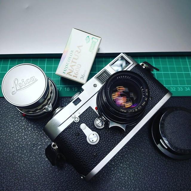 Leica第一屆跨國交換重曝 – 東京。香港