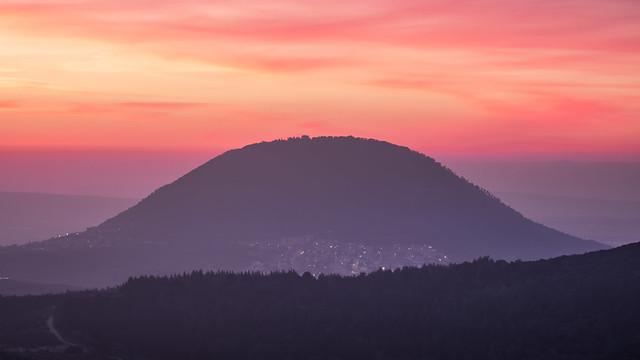 Mount Tabor pre dawn Sunrise