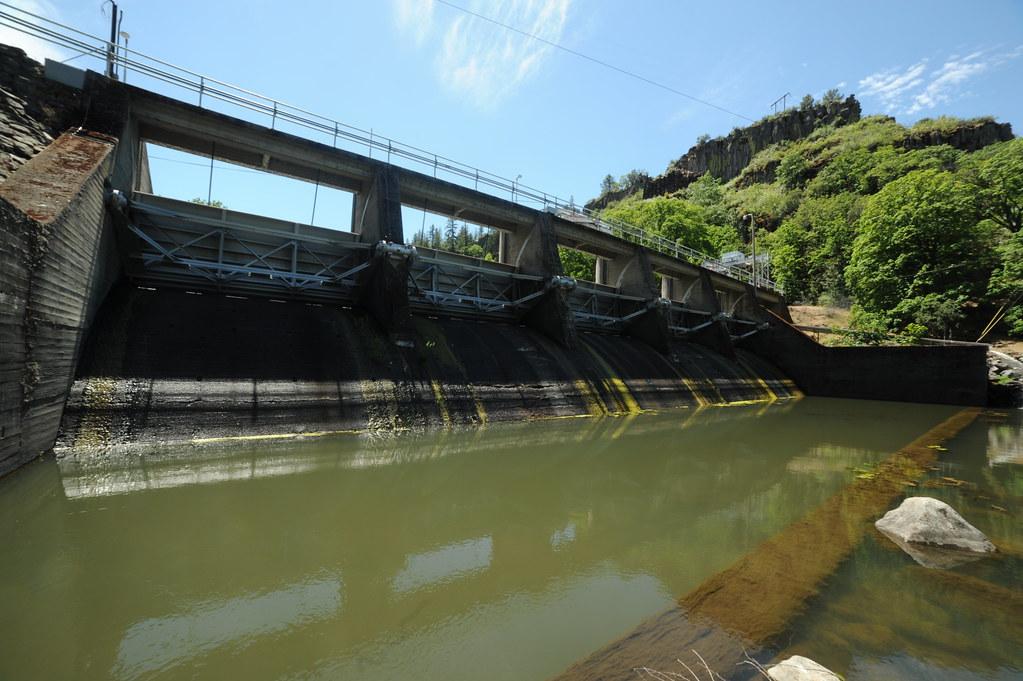 Copco 2 Dam