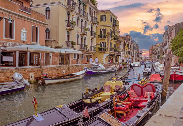 Fondamenta Bragadin, Venezia