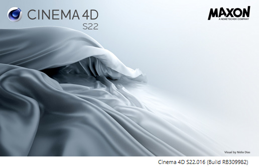 Maxon CINEMA 4D S22 x64 full