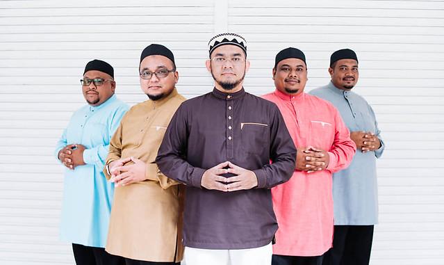 Kumpulan Nasyid Dzil Afnan Buat Comeback Lancar Single Bahagia Sejati
