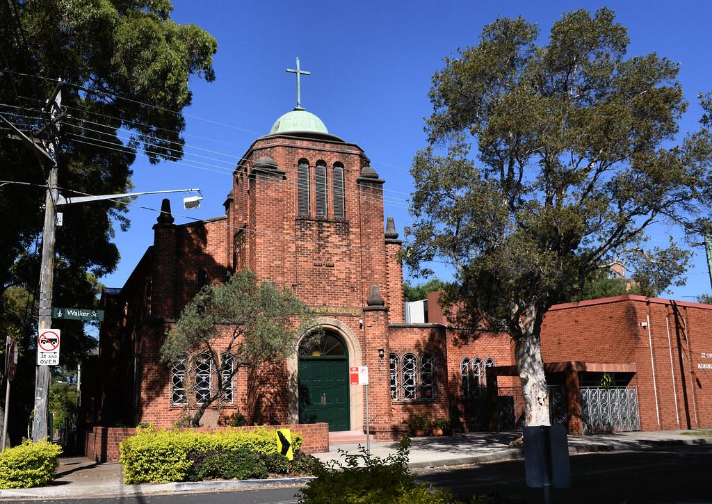 St George Antioch Orthodox Church, Redfern, Sydney, NSW.