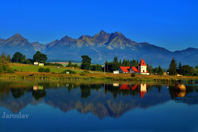 Vysoké Tatry, Slovakia