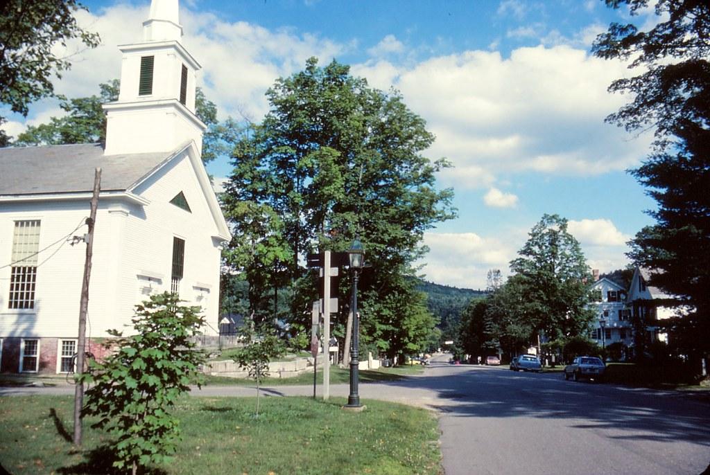 Grafton, Vermont - Main Street