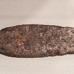Iron spearpoint from Bazzano, Tomb 1242