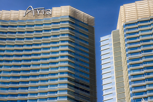 hotel building architecture sky blue aria lasvegas canadapt
