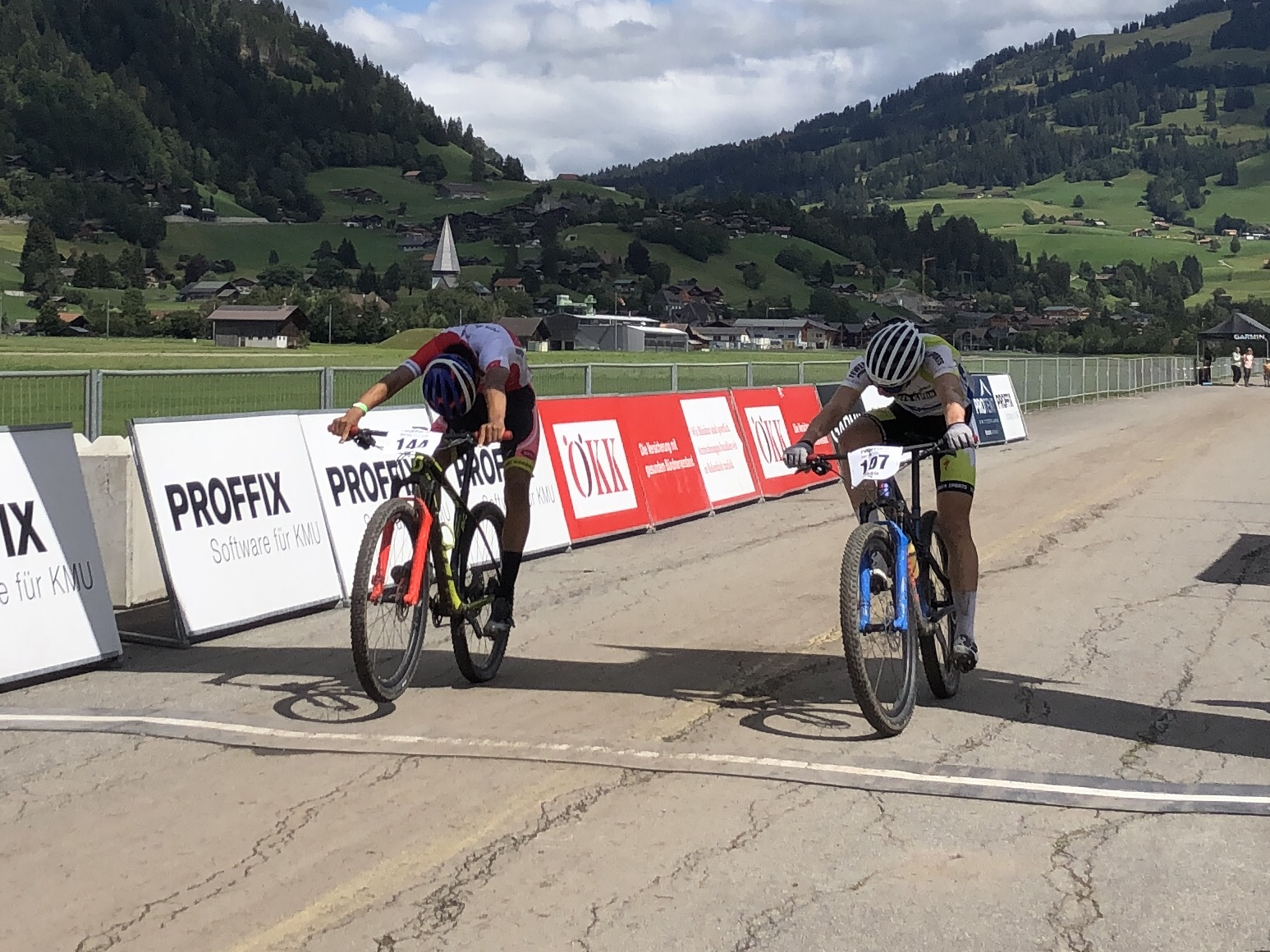 PROFFIX Swiss Bike Cup Gstaad