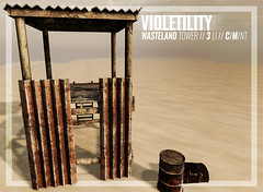 Violetility - Wasteland Tower