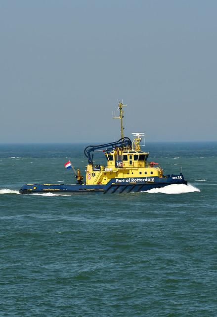IMO 8224339 RPA15 NL 200809 Maasvlakte 1001