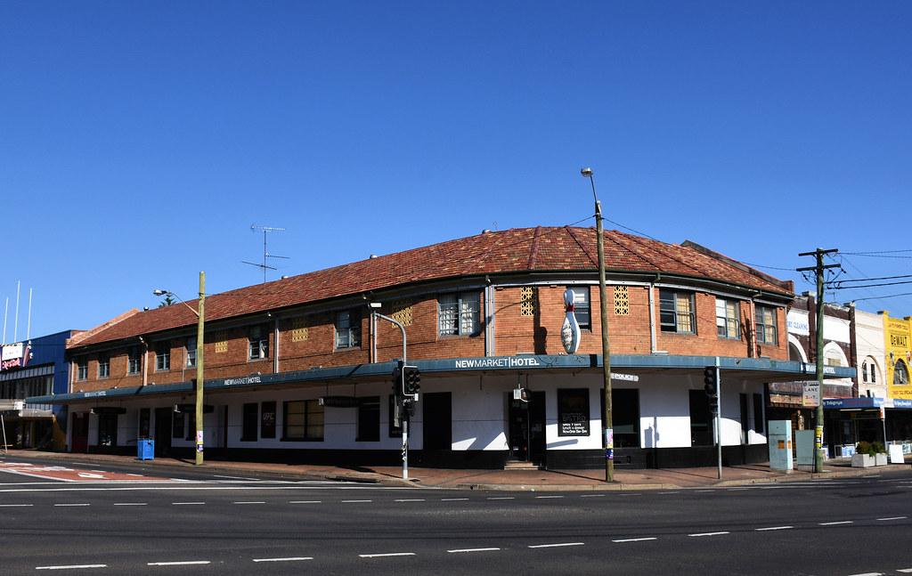 Newmarket Hotel, Roseberry, Sydney, NSW.