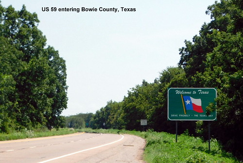 Bowie County TX