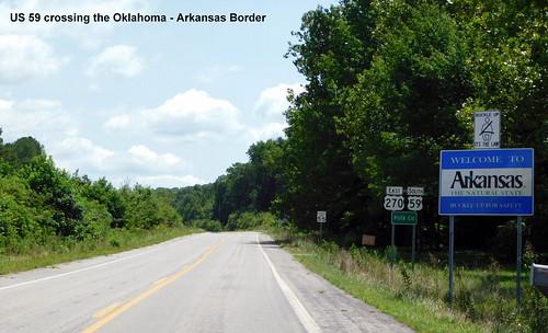 Polk County AR