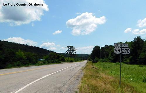 Le Flore County OK