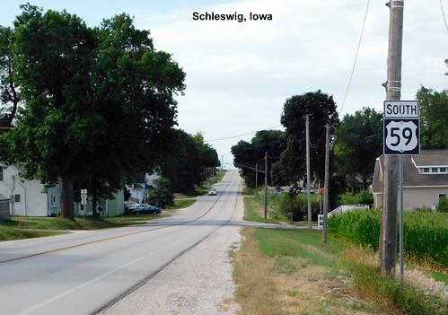 Schleswig IA