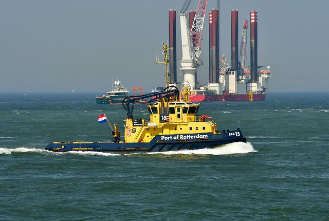 IMO 8224339 RPA15 NL 200809 Maasvlakte 1002