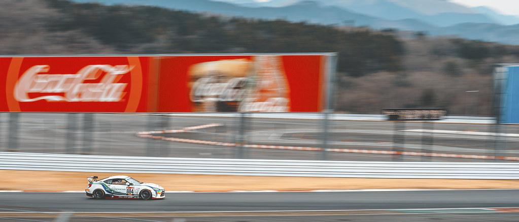 2020 スーパー耐久公式テスト No.884 林テレンプSHADE RACING