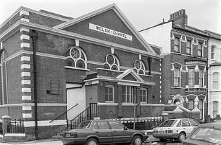 Welsh Chapel, Beauchamp Rd, Battersea, Wandsworth, 1988 88-2d-56-positive_2400