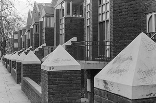 St Mark's Rd, North Kensington, Kensington & Chelsea, 1988  88-2c-65-positive_2400