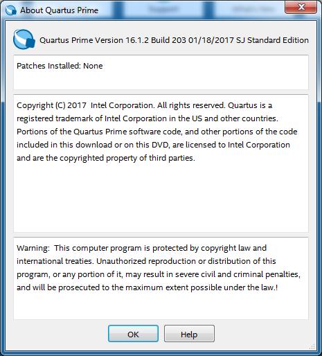 Altera Quartus Prime Standard Edition 16.1.2 Build 203 x64 full
