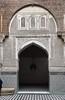 Im Souk - ehemalige Koranschule Medrassa Attarine; Fès, Marokko (343)