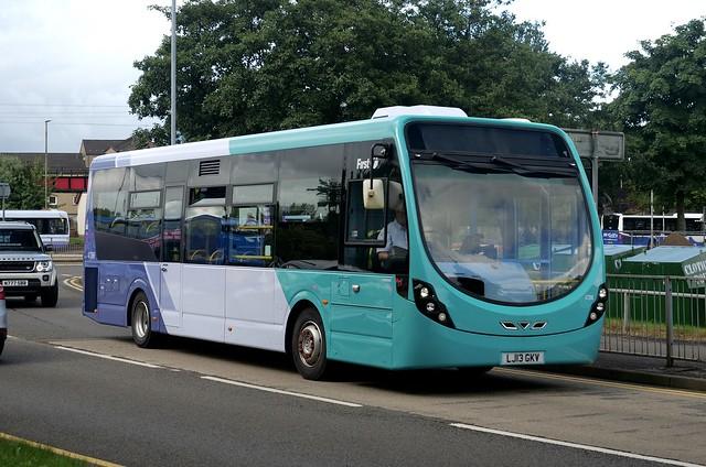 First Glasgow 47396 (LJ13GKV)