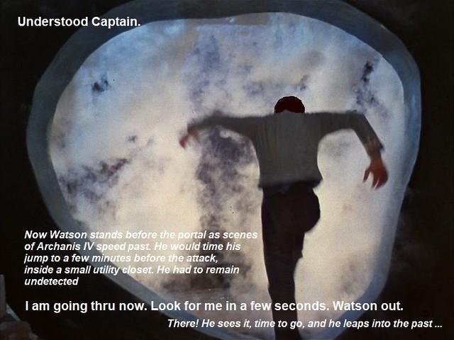 Watson Leaps