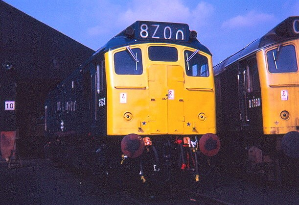 D7593 and D7590 by Andy Sutton