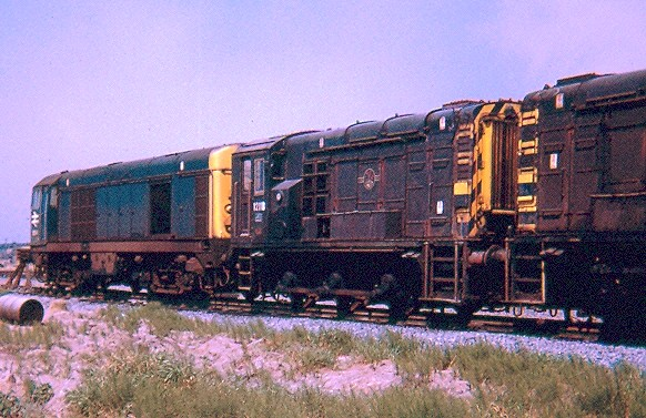 D8054 and 12118 by Andy Sutton