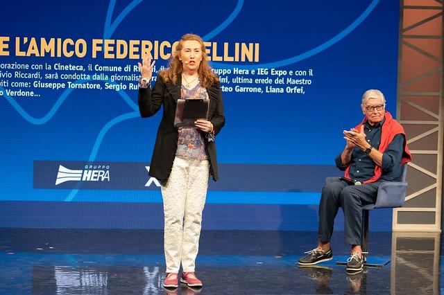L'artista e l'amico Federico Fellini | 21-08-2020