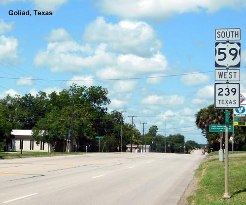Goliad TX