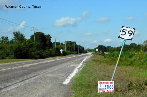 Wharton County TX