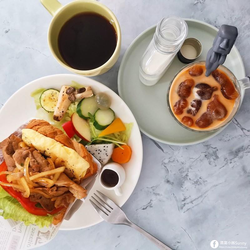 台中輕食早午餐|